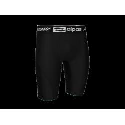 Elasztikus alsónadrág Alpas - fekete