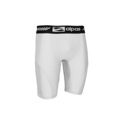 Elasztikus alsónadrág Alpas - fehér