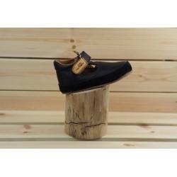 Gyerek barefoot cipő Pegres B1100 - fekete