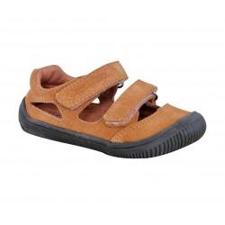 Gyerek barefoot szandál Protetika Berg - barna