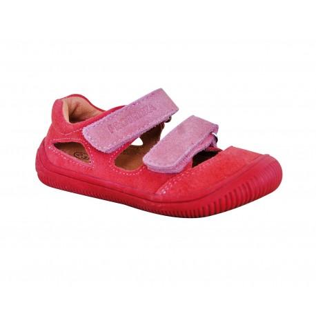 Gyerek barefoot szandál Protetika Berg - koral
