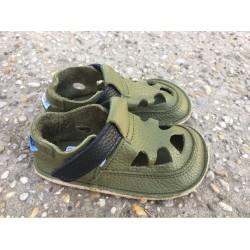 Gyerek barefoot szandál Baby Bare IO Bosco