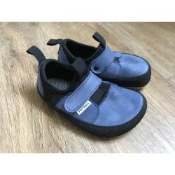 Gyerek barefoot cipő Pegres B30 - kék