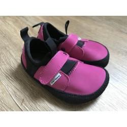 Gyerek barefoot cipő Pegres B30 - rózsaszín