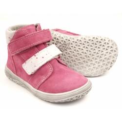 Gyerek barefoot cipő Jonap B2/SV - rózsaszín