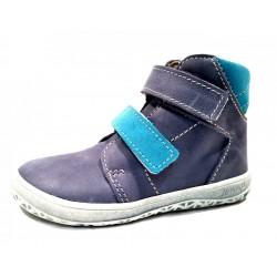 Gyerek barefoot cipő Jonap B2m- kék