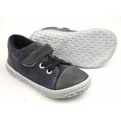 Gyerek barefoot cipő Jonap B12MV - kék