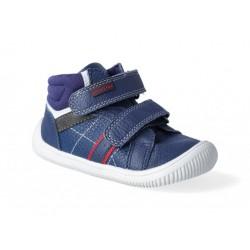Gyerek barefoot cipő Protetika Dany - sötétkék