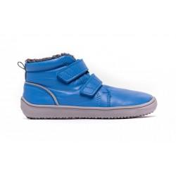 Gyerek téli barefoot cipő Be Lenka Penguin - Blue