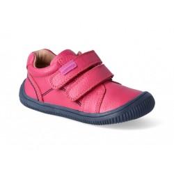 Detské barefoot topánky Protetika Lars - pinka