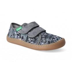 Gyerek barefoot cipő Froddo G1700283-7 grey