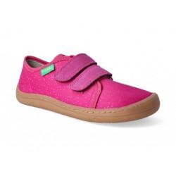 Gyerek barefoot cipő Froddo G1700283-3 fuxia