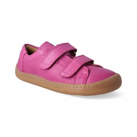Gyerek barefoot cipő Froddo G3130176-t fuxia