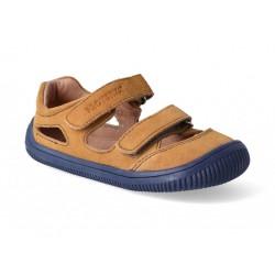 Gyerek barefoot szandál Protetika Berg - beige