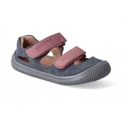 Gyerek barefoot szandál Protetika Berg - grigio
