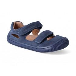Gyerek barefoot szandál Protetika Berg - marine