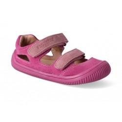 Gyerek barefoot szandál Protetika Berg - pink