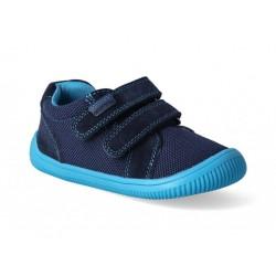 Detské barefoot topánky Protetika Dony navy
