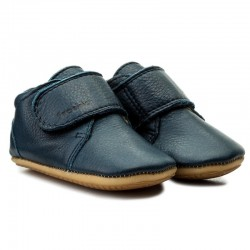 Gyerek barefoot cipő Froddo Prewalkers - sötétkék