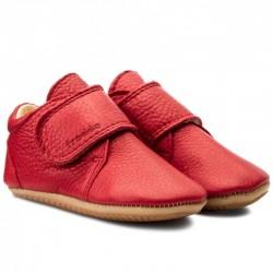 Gyerek barefoot cipő Froddo Prewalkers - piros