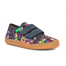 Gyerek barefoot cipő Froddo G1700302-5 - denim+