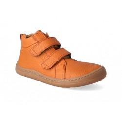 Gyerek barefoot egész cipő Froddo G3110195-1 - orange