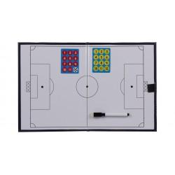 Mágneses taktikai tábla Merco - futball