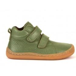 Gyerek barefoot egész cipő Froddo G3110195-6 - olive