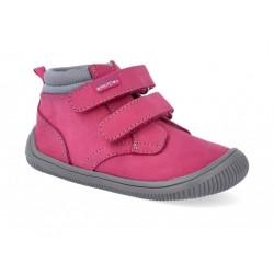 Gyerek barefoot egész cipő Protetika Fox fuxia