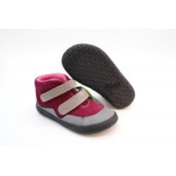 Gyerek barefoot egész cipő Jonap Bella S vörös