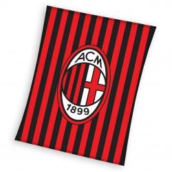 Flecová deka AC Milan 8002