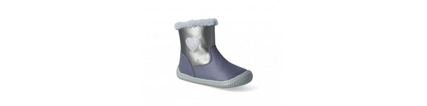 Téli barefoot cipő